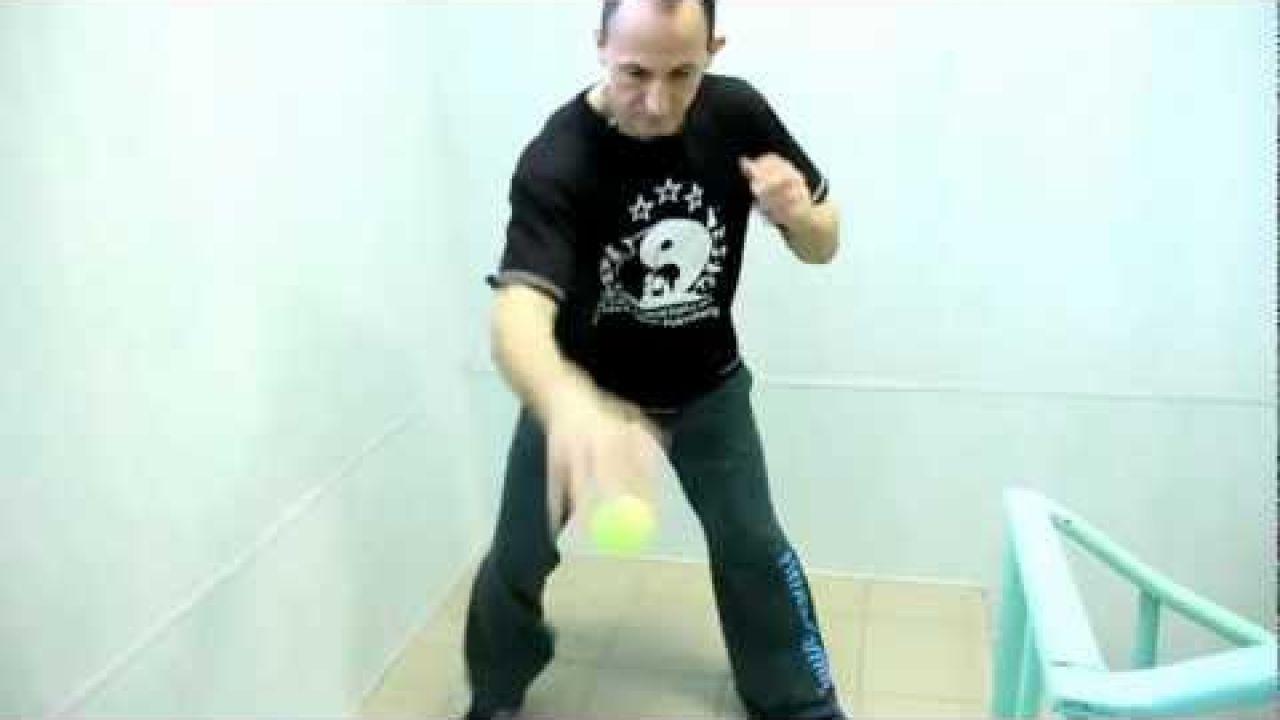 Супер-упражнение на точность удара и реакцию
