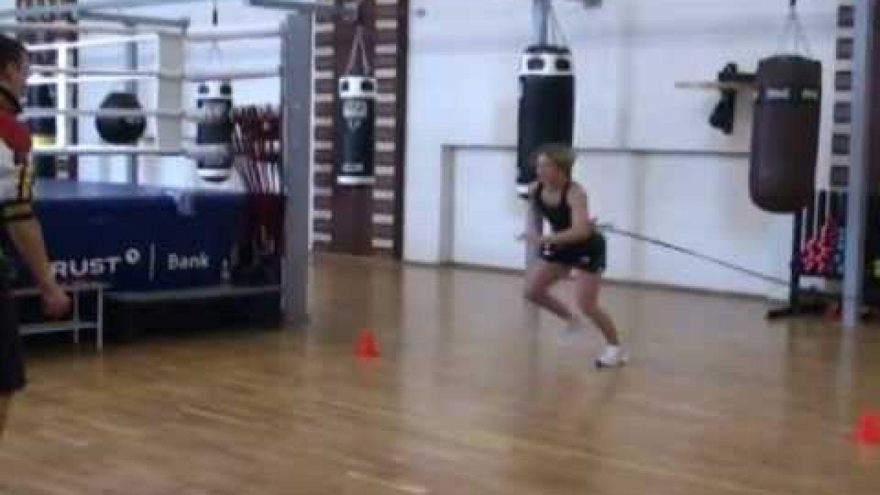 Упражнения для скорости и координации.