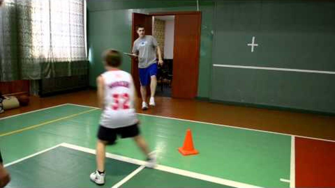 Упражнения на меткость с мячем